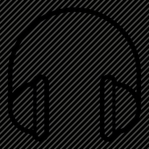 audio, computer, headphones, music, pc, sound, stereo icon