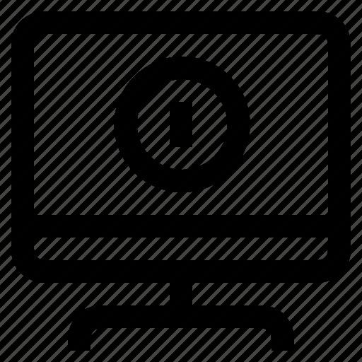 browser, computer, web icon