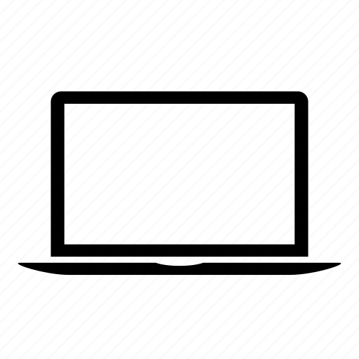 communication, computer, laptop, macbookair, mackbook, web icon