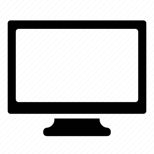 computer, desktop, imac, monitor, technology, tv icon