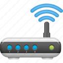 modem, network, router, wi-fi, wifi, wireless icon