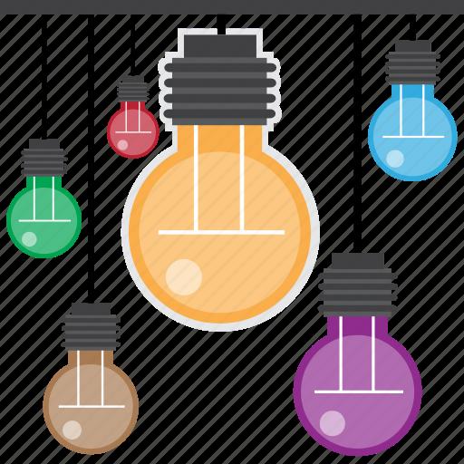 creative, idea, ideas, lamp, lamps icon