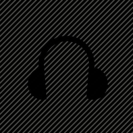 headphones, listen, loud, music, volume icon