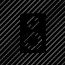 loud, loudspeakers, music, speaker, volume icon