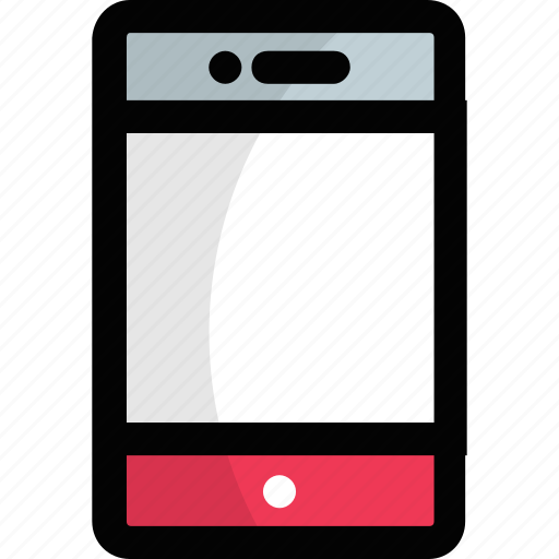 cell phone, digital phone, mobile, phone, smartphone icon