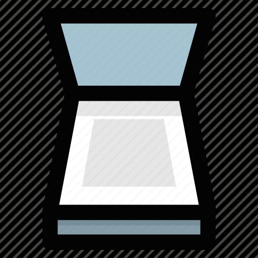 computer scanner, copier, image scanner, photocopier, scanner icon