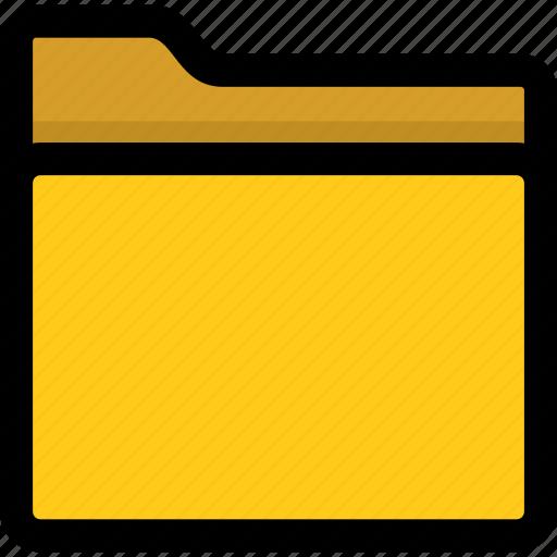 computer folder, file folder, file organizer, folder, informations icon