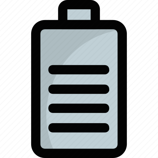 battery, battery charging, battery charging indication, battery status, full charged battery icon