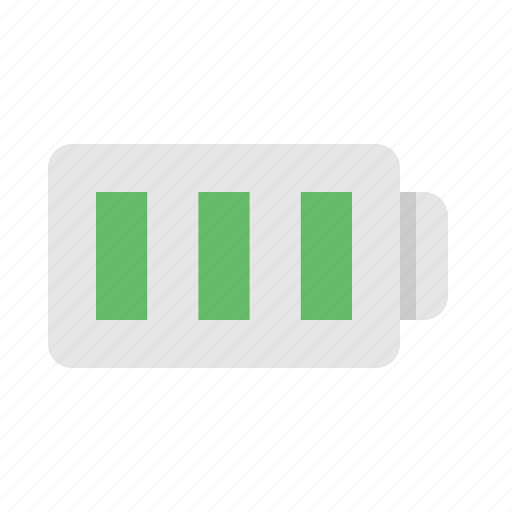 battery, full, hal icon