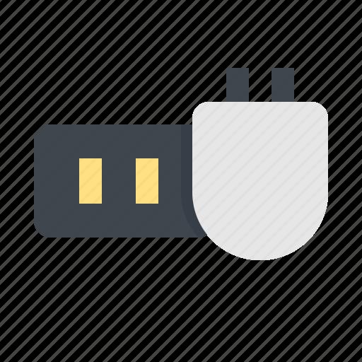 Electric, plug, socket icon - Download on Iconfinder
