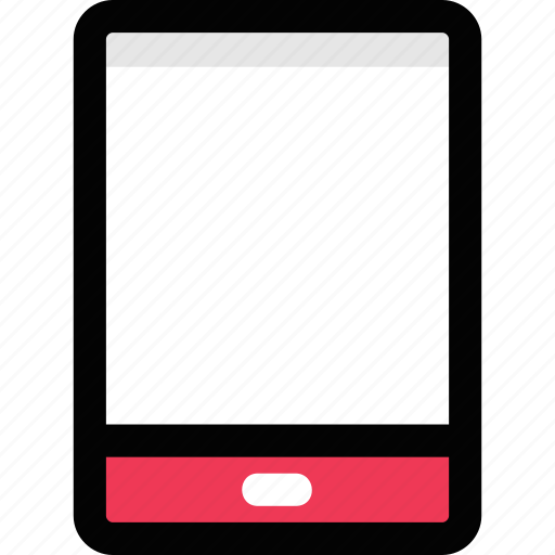 ipad, ipad tablet, portable pc, tablet, tablet computer, tablet pc icon