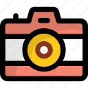 antique camera, camera, photography, retro, vintage camera icon