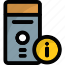 computer info, computer knowledge, information technology, it support icon