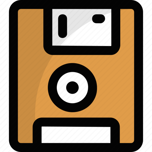 computer disc, computer gadget, data storage, diskette, floppy disk icon