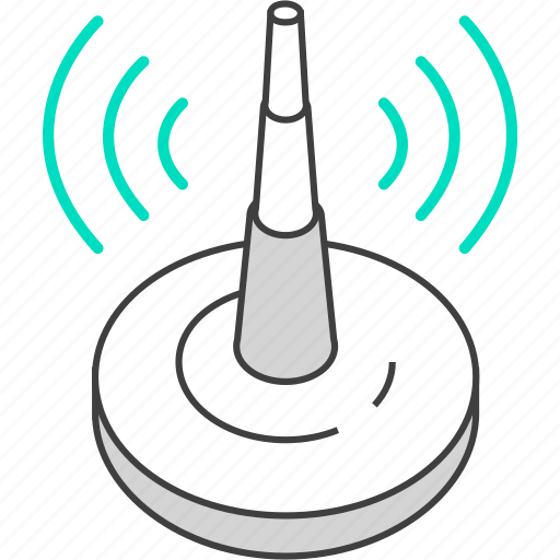 connection, network, router, signal, wifi, wireless, wlan icon