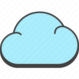 cloud, forecast, weather icon