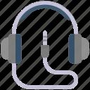 audio, cable, headphone, headset, listen, sound
