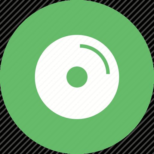 cd, disc, dvd, media, optical, record, round icon