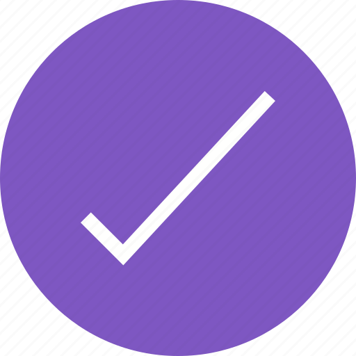 approved, check, correct, mark, ok, tick, yes icon