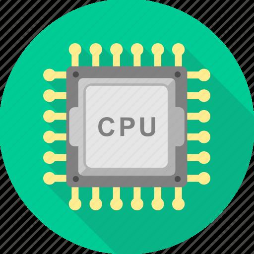 chip, computer, cpu, drive, hardware, memory, microchip icon