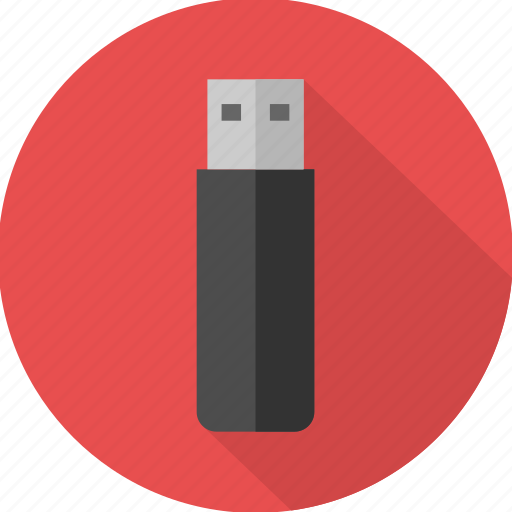 computer, data, device, drive, pen drive, pendrive, storage icon