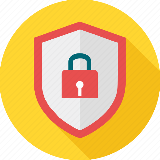 lock, password, protection, safe, safety, security, shield icon