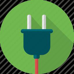 charge, electric, plug, power, socket icon