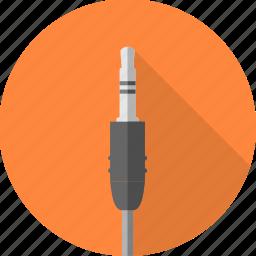 cable, computer, data, device, lead, pin icon