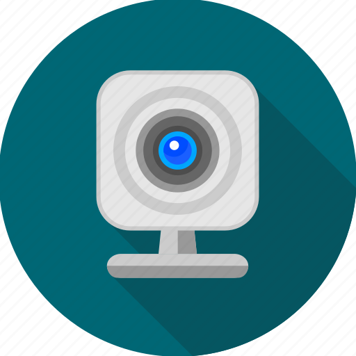 camera, computer, photography, video, web, website icon