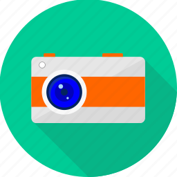 camera, film, image, movie, photography, picture, video icon