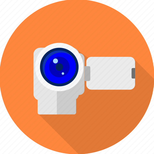 cam, camera, digital, handy cam, photography, picture icon