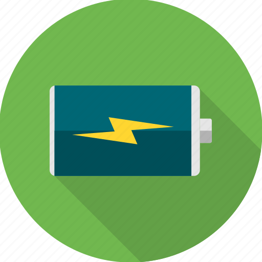 battery, charge, charging, energy, low, power icon