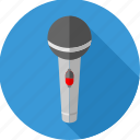 audio, instrument, mic, mike, music, musical, sound icon
