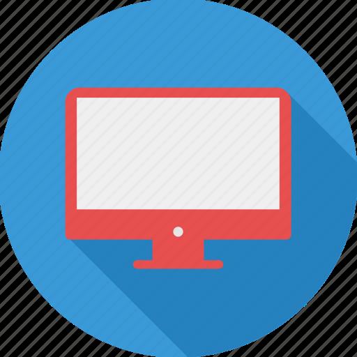 computer, desktop, device, monitor, pc, screen icon