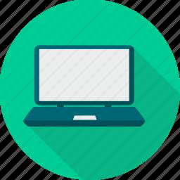 device, hardware, laptop, pc icon