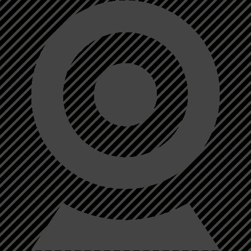 camcorder, live, webcam icon