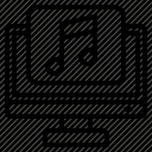 Audio, media, music, player, sound icon - Download on Iconfinder