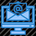 email, envelope, letter, mail, message