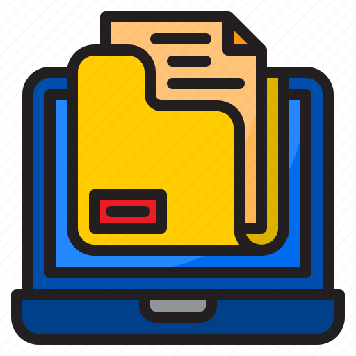 Folder, file, document, data, archive icon - Download on Iconfinder