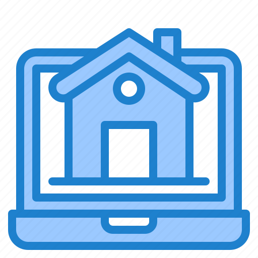 Home, house, building, estate, real icon - Download on Iconfinder