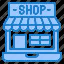 online, shopping, shop, internet, business