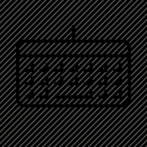 input, keyboard, keys, type icon