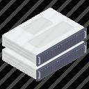 data hosting, data server rack, data storage, datacenter, dataserver, dataserver network icon