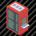 data hosting, data network server, data server rack, data storage, datacenter, dataserver, dataserver network icon