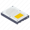 computer hardware, electronic component, hard drive, solid state drive, ssd drive, storage device