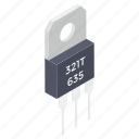 capacitor, chip, circuit, electronic component, electronic transistor, transister icon