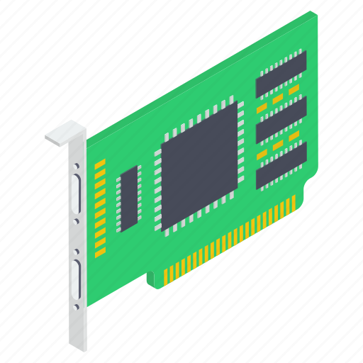 audio card, computer expansion card, pc sound card, sound card icon