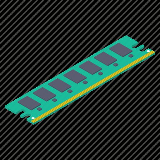 computer hardware, computer memory, computer ram, ram, random access memory, storage device icon