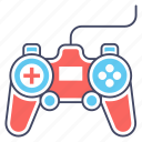 game controller, game remote, gamepad, joypad, joystick icon