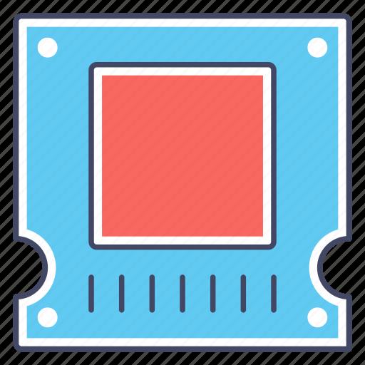 data storage, hard drive, hardware, hdd, storage chip, storage device icon